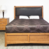 Sapphire Storage Bed front