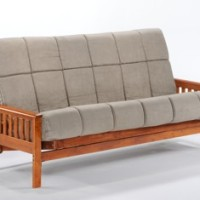 Trinity Futon (Night & Day)