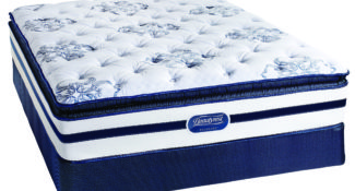 Simmons Beautyrest Recharge Passion Mattress