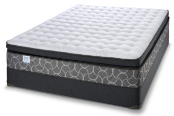 Sealy Hazleton 4 Mattress Euro Pillow Top