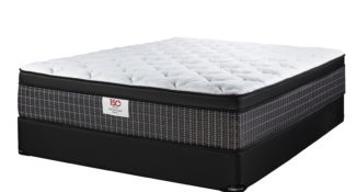 Kingsdown Pursuit Mattress eurotop plush