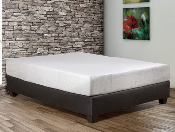 Fresco Gel Memory Foam Mattress