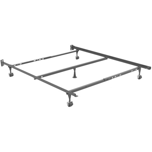 45r Steel Bed Frame Fully Adjustable Sturdy And Durable