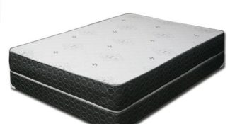 Sleep Shop Mattress Store - Richmond, North Vancouver, Abbotsford, Langley - Spring Air Turner Tight Top Mattress