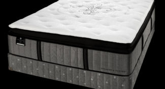 Estate Eurotop Mattress Stearns & Foster