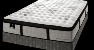 Signature Eurotop Mattress Stearns & Foster