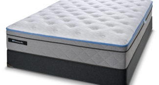 Sealy Lucia Euro Top mattress