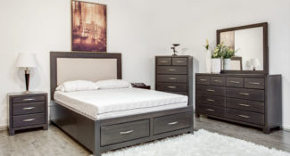 Blackcomb Storage Bed