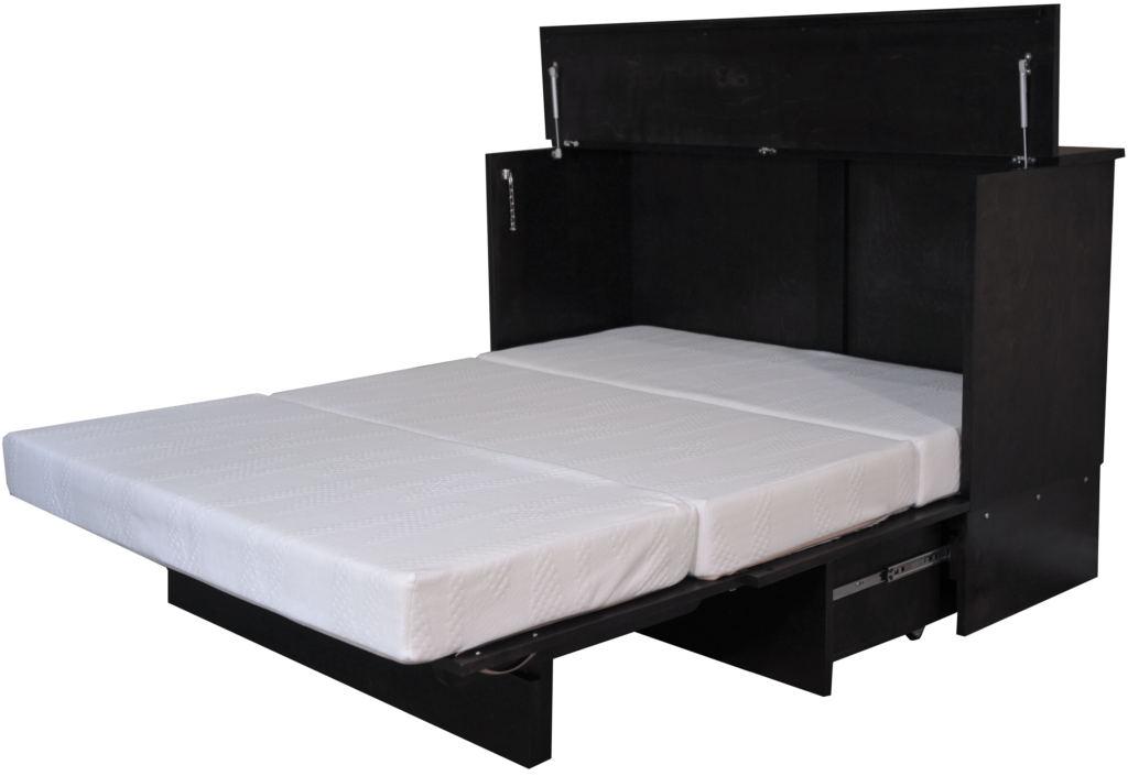 Stanley Murphy Cabinet Wall Bed Space Saving Solution