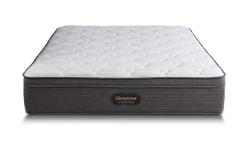 Sleep Shop Mattress Store - Richmond, North Vancouver, Langley - BR Sterling Barnesdale Mattress - Mattress Only
