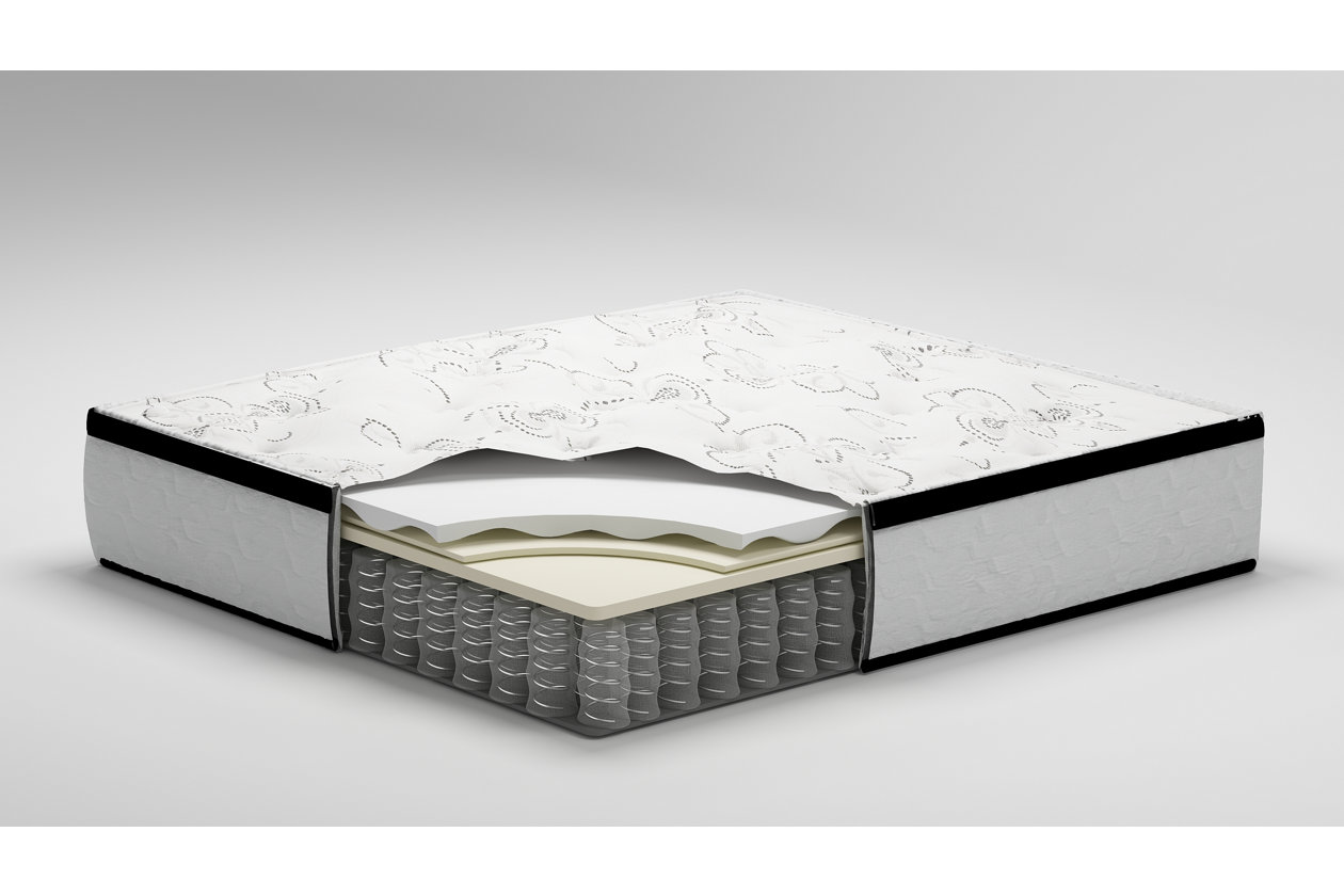 Ashley Chime 12 Quot Hybrid Pillow Top Mattress Sale Sleep