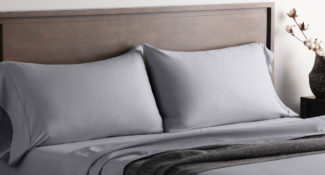 Sleep Shop Mattress Store - Richmond, North Vancouver, Abbotsford, Langley - Malouf Brushed Microfiber Sheet Set Bedroom