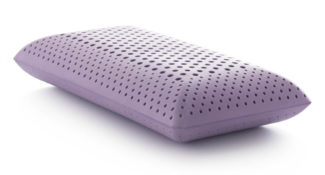 Sleep Shop Mattress Store - Richmond, North Vancouver, Abbotsford, Langley - Zoned Active Dough Lavender Pillow