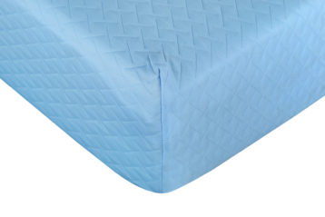 "Sleep Shop Mattress Store - Richmond, North Vancouver, Abbotsford, Langley - Lexi 8"" Gel Memory Foam Mattress - Corner"