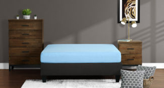 "Sleep Shop Mattress Store - Richmond, North Vancouver, Abbotsford, Langley - Lexi 8"" Gel Memory Foam Mattress - Bedroom"