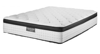 Sleep Shop Mattress Store - Richmond, North Vancouver, Langley - Kingsdown Brando Euro Top Firm Mattress