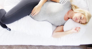 Z Wrap-Around Pregnancy Pillow